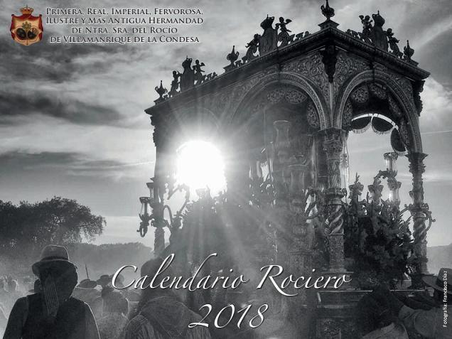 CALENDARIO ROCIERO 2018 1