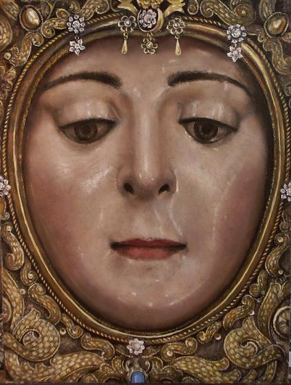 Virgen del Rocío copia